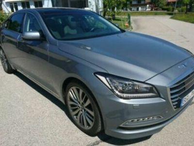 used Hyundai Genesis Sportlimousine 3.8 V6 GDI Garantie 2021