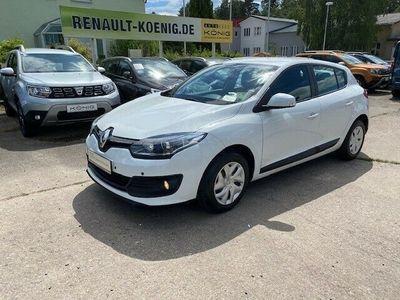 gebraucht Renault Mégane 5-Türer Authentique 1.6 16V 110 Klima -