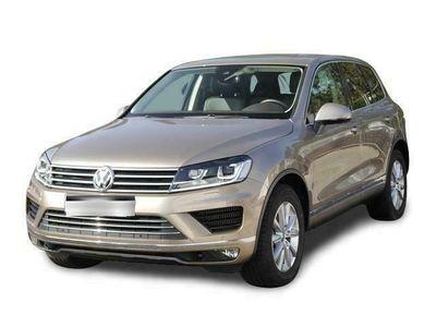 gebraucht VW Touareg 3.0 TDI 4M Tip R Line Luft Memory DAB
