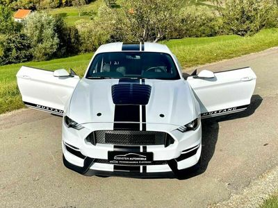 gebraucht Ford Mustang 2.3 EcoBoost 6000km/Auto/Leder/Kamera