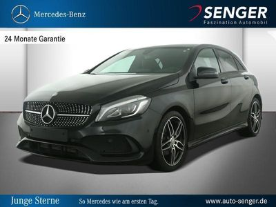 gebraucht Mercedes A180 A-KlasseLimousine Park-Assist AMG Night