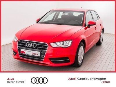 gebraucht Audi A3 Sportback Attraction 2.0 TDI 6-G. KLIMA NAVI STDHZG