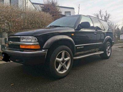 gebraucht Chevrolet Blazer 4x4 4.3L