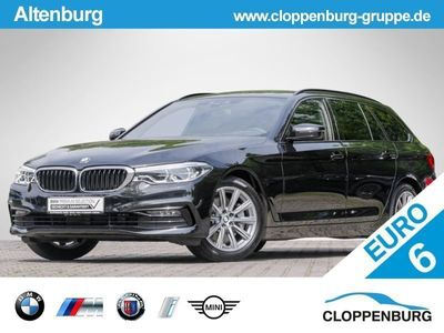 gebraucht BMW 530 d Tour Sport AHK Panorama NaviProf HUD