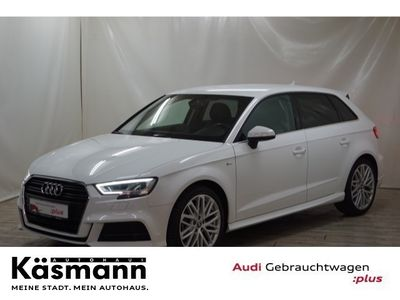"gebraucht Audi A3 Sportback 2.0 TDI EU6 S-line LED Navi LM 18"""