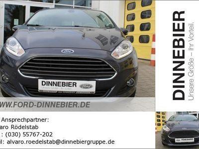 gebraucht Ford Fiesta Gebrauchtwagen, bei Autohaus Dinnebier GmbH