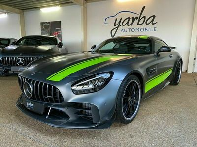 gebraucht Mercedes AMG GT R PRO Coupe 1 OF 750/Carbon F&H Kam/Burm