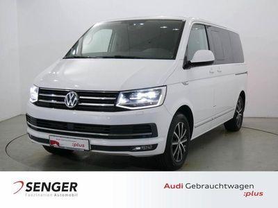 gebraucht VW Multivan T6Highline 2.0Bi-TDI Navi Standheizung
