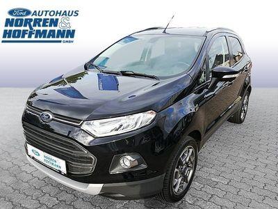 gebraucht Ford Ecosport Titanium
