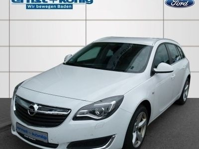 gebraucht Opel Insignia 2.0 CDTI Sports Tourer Aut. Business Edition
