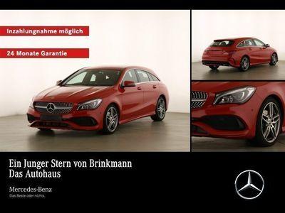 gebraucht Mercedes CLA180 Shooting Brake AMG LINE/NAVI/LED/SHZ