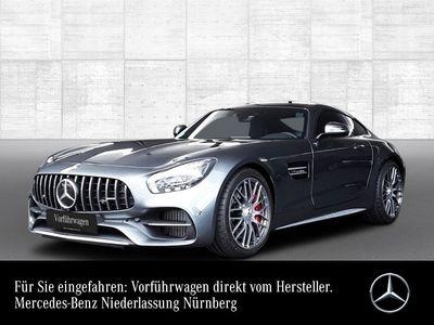 gebraucht Mercedes AMG GT C Perf-Sitze Perf-Abgas Pano COMAND Distr+