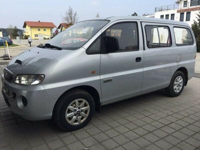 used Hyundai H-1 2.5 CRDi M/T