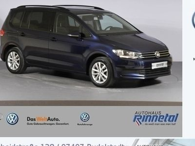 gebraucht VW Touran 1.4 TSI Comfortline Panorama,Klimaaut.,Sitzhzg.,P