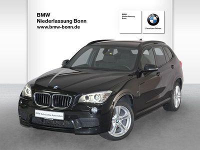 gebraucht BMW X1 xDrive25d M Sportpaket Navi Apps FSE PDC SWA
