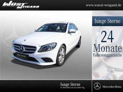 gebraucht Mercedes C220 d