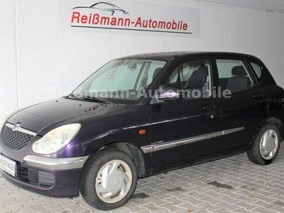 gebraucht Daihatsu Sirion 1.0 Limited, KLIMA, Radio, ZV, Scheckheft