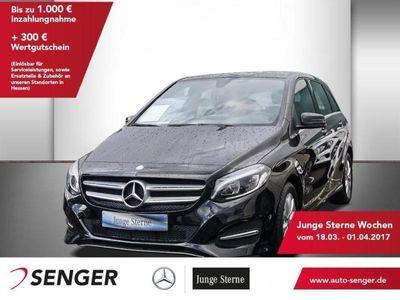gebraucht Mercedes B200 d Sports Tourer Park-Assist
