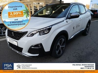 gebraucht Peugeot 3008 Crossway HDi180 Automatik *Navi *Sound *DriveAssis