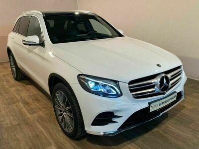 gebraucht Mercedes GLC250 4MAT. 9G AMG Line COMAND-20'-LED-KeyGo