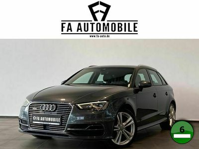 gebraucht Audi A3 Sportback e-tron e-tron S Line Led Navi Leder ACC 18