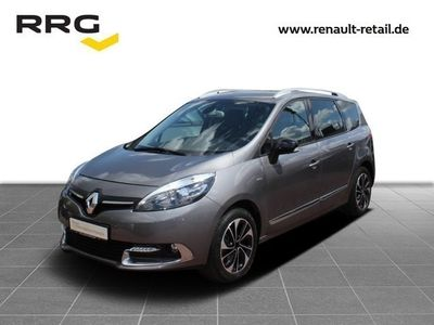 used Renault Grand Scénic dCi 110 BOSE 7-Sitze