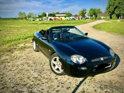 gebraucht MG F Cabrio als Cabrio/Roadster in Olching