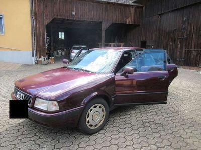 gebraucht Audi 80 First Edition