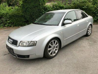 gebraucht Audi A4 Lim. 2.0 S4 mit Autogas LPG und Benzin