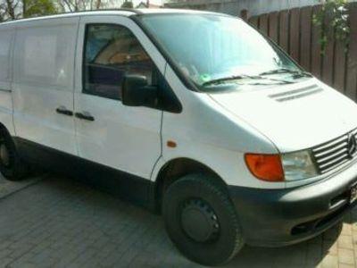 gebraucht Mercedes Vito Transporter