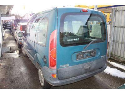 gebraucht Renault Kangoo 1.2 Basis Econ