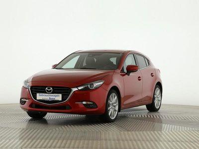 gebraucht Mazda 3 Sports-Line LED PDC FSE ACAA SHZ Navi