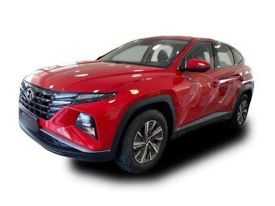 gebraucht Hyundai Tucson Mod. 2021 1.6 T-GDi Pure 2WD Klima 17 Alu Lichtsensor DAB
