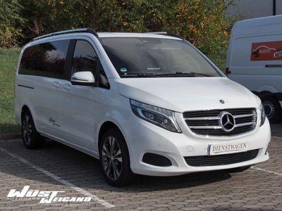 gebraucht Mercedes 250 V-Klasse EDITIONBlueTEC 4MATIC Lang Navi BC