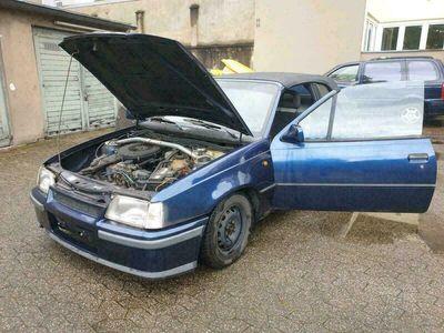 gebraucht Opel Kadett Cabrio 1.6 GSI PROJEKT AUFGABE