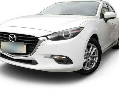 gebraucht Mazda 3 3 2.0 SKYACTIV-G 165 BM Exclusive-Line Bluetooth