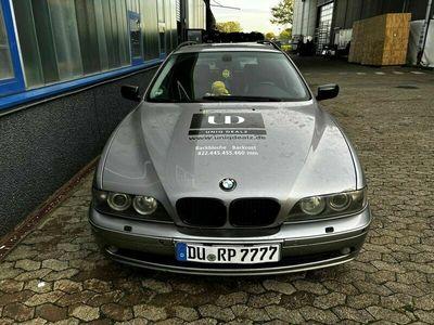 gebraucht BMW 530 e39 i LPG