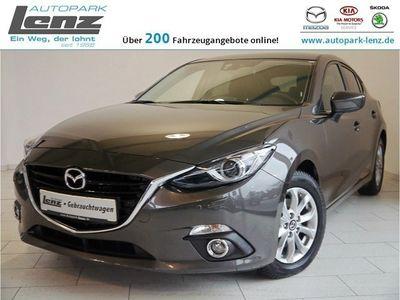 gebraucht Mazda 3 SPORT SKYACTIV-G 120 6AG AL-SPORTS NAVI