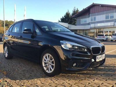gebraucht BMW 220 Baureihe 2 Active Tourer d xDrive Auto.Navi als Limousine in Herzberg