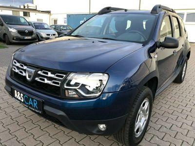 gebraucht Dacia Duster Laureate 4x2-NAVI-KAMERA-KLIMA-BLUETOOTH
