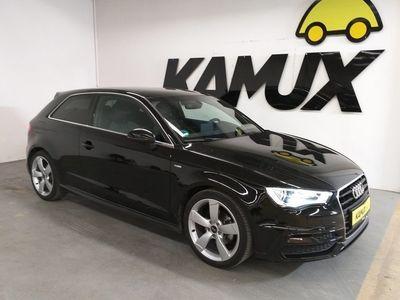 gebraucht Audi A3 1.2 TSFI S line+Xenon Plus+Temp+Klima+SHZ+EU6