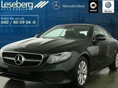 gebraucht Mercedes E300 COUPÉ Avantgarde MultibeamLED
