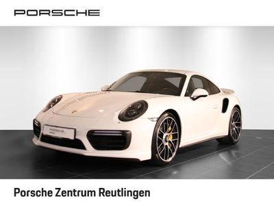 gebraucht Porsche 911 Turbo S 991 (911)Coupe Burmester® + Abstandsregelt.