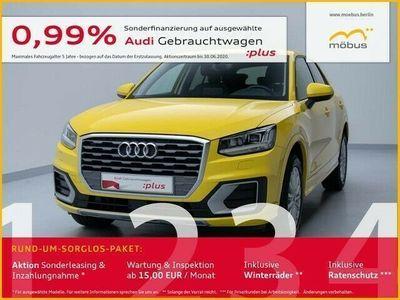 gebraucht Audi Q2 1.0 TFSI Design 6-GA*LED*PDC*GRA*SHZ