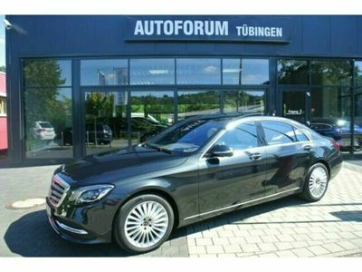 gebraucht Mercedes S600L *PANORAMA*HEADUP*FOND ENTERTAINMENT*