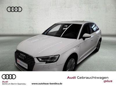 gebraucht Audi A3 Sportback e-tron 1.4 TFSI S tronic *NAV*PDC*