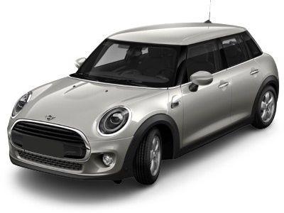 gebraucht Mini Cooper D Cooper DLED Navi Keyless Parklenkass. Multif.Lenkrad RDC Klimaautom SHZ Temp