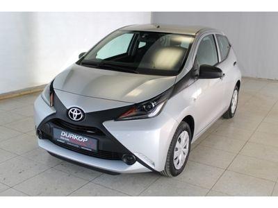 gebraucht Toyota Aygo 1.0i VVT-i 5 türig*Klima*Iso-Fix*