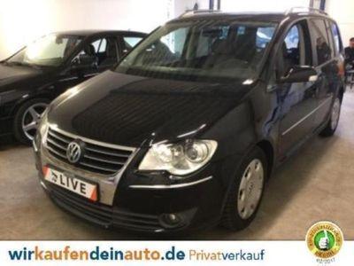 gebraucht VW Touran 2.0 TDI DPF Highline SHZ·NAVI