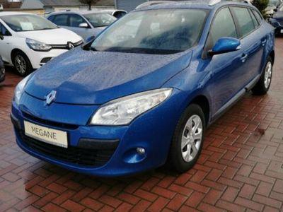 gebraucht Renault Mégane III III Kombi Expression 1.6 16V 110 PS Klimaanlage
